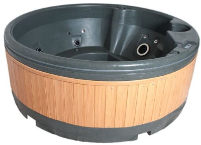Large Delux Hot Tub Specifications