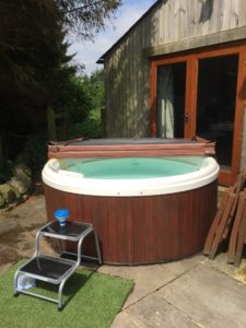 Alfreton Hot Tub Hire