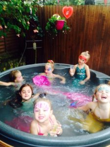 Allestree Hot Tub Hire