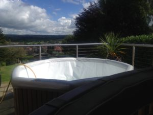 Bakewell Hot Tub Hire