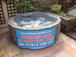 Barwell Hot Tub Hire