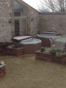 Broughton Astley Hot Tub Hire