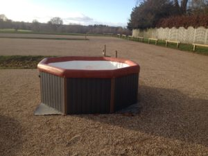 Burbage Hot Tub Hire