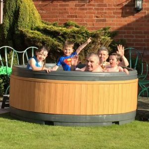 Coalville Hot Tub Hire