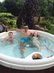 Cresswell Hot Tub Hire