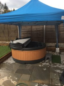 Derby Hot Tub Hire