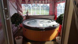 Donington Hot Tub Hire