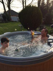 Eastwood Nottingham Hot Tub Hire