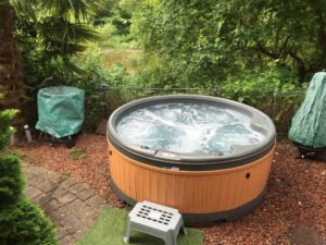 Loughborough Hot Tub Hire