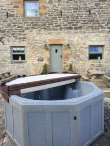 New Year Hot Tub Hire