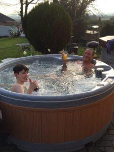 Ollerton Hot Tub Hire