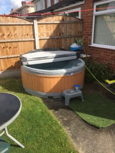 Staffordshire Hot Tub Hire