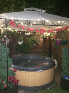 Hot Tub Hire for Christmas and New Year